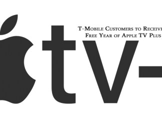 T-Mobile Customers to Receive a Free Year of Apple TV Plus