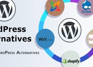 Top 5 WordPress Alternatives