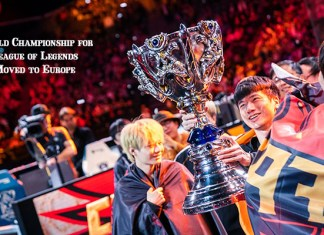 World Championship for League of Legends Moved to Europe
