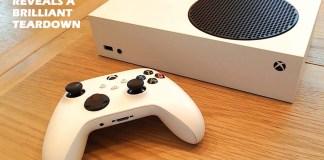 Xbox Series S Reveals a Brilliant Teardown