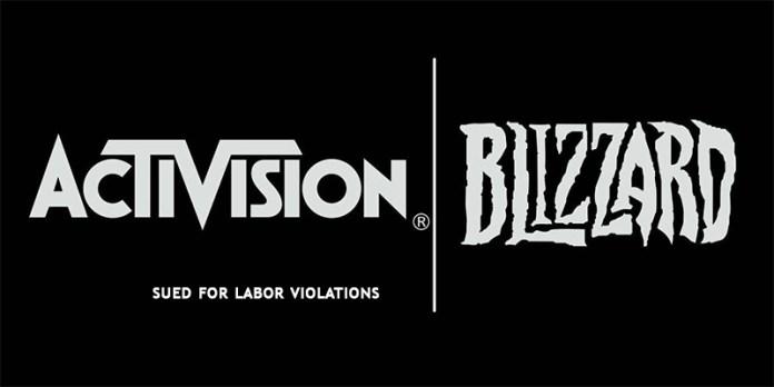 Activision Blizzard Sued for Labor Violations