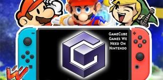 GameCube Games We Need On Nintendo