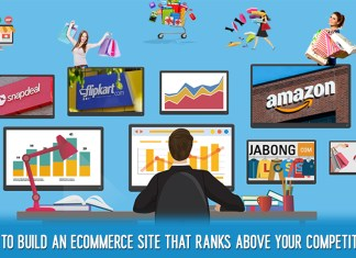 How to Build an Ecommerce Site That Ranks Above Your Competitors