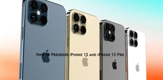 How to Preorder iPhone 13 and iPhone 13 Pro