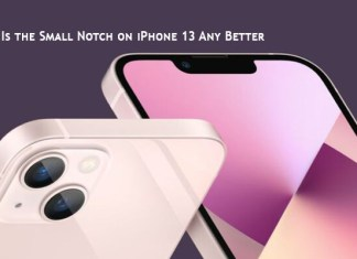 Is the Small Notch on iPhone 13 Any Better