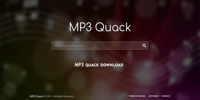 MP3 Quack Download