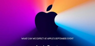 What Can We Expect At Apple's September Event
