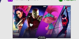 Movies Anywhere App on Xbox Console Turns It into a Media Center