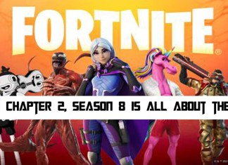 Fortnite Chapter 2, Season 8 Is All About the Cubes