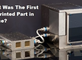 What Was The First 3D Printed Part in Space?