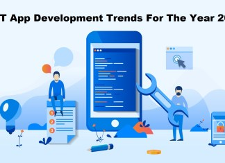 IoT App Development Trends For The Year 2022