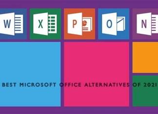 Best Microsoft Office Alternatives Of 2021