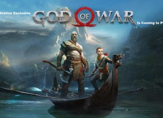 """PlayStation Exclusive """"God of War"""" Is Coming to PC"""