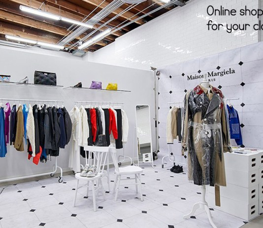 Online shopping stores for your clothes
