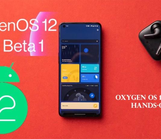 Oxygen OS 12 Beta Hands-On