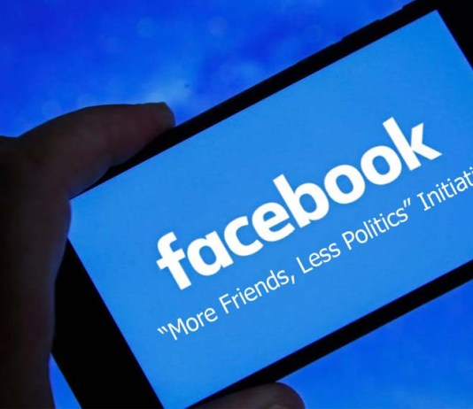 """Facebook and Instagram """"More Friends, Less Politics"""" Program To Keep Teens from Harmful Content"""