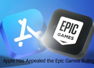 Apple Has Appealed the Epic Games Ruling and Has Asked Court to Put the App Store Changes on Hold
