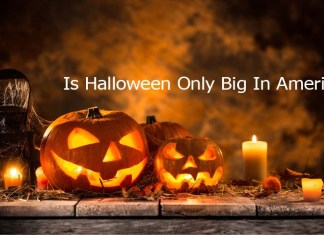 Is Halloween Only Big In America
