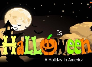 Is Halloween A Holiday in America