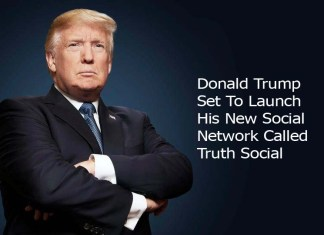 Donald Trump Set To Launch His New Social Network Called Truth Social