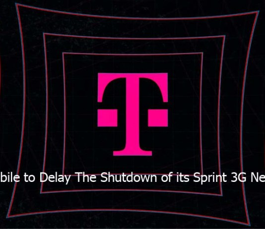 T-Mobile to Delay The Shutdown of its Sprint 3G Network