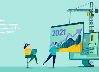 Web Development Trends for The Year 2022