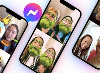 With Facebook Messenger an Entire Group Can Now Share an AR Experience