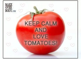 dieting healthy eating tomatoes