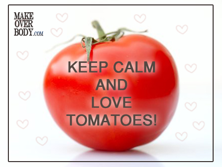 dieting healthy eating tomatoes