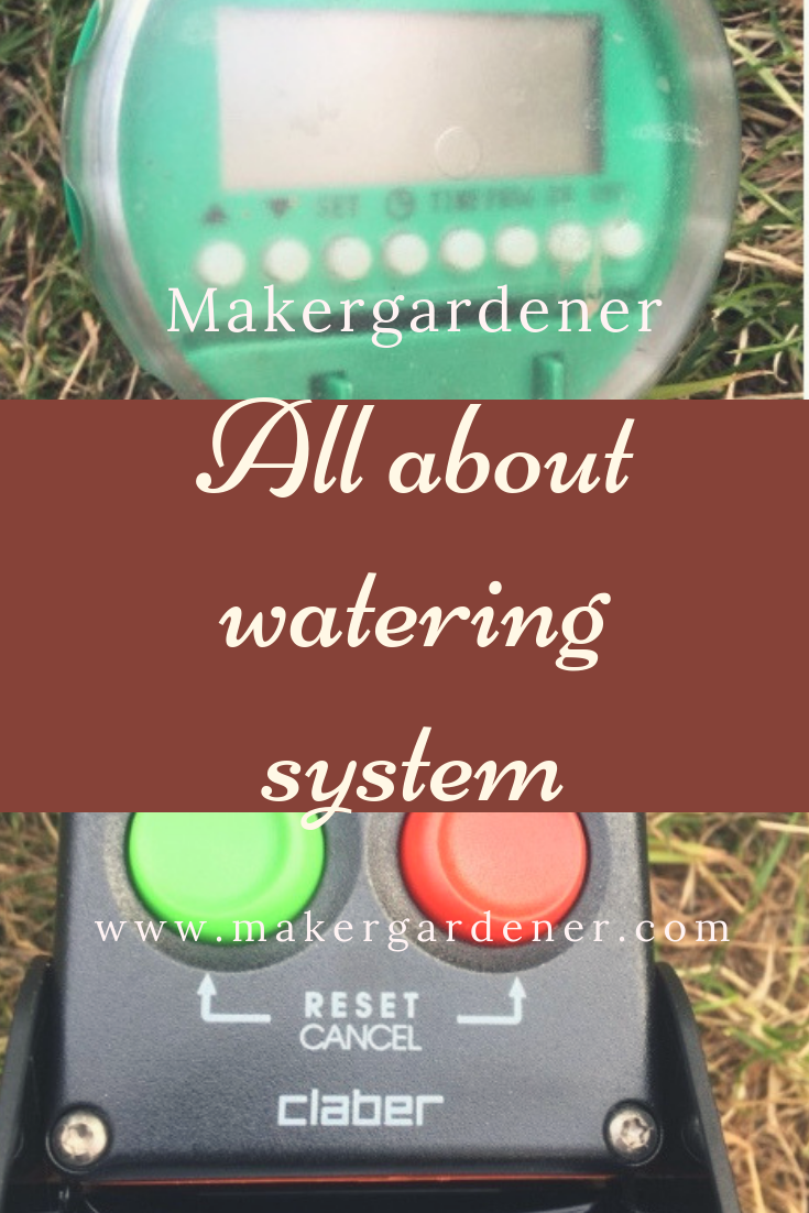 all about automatic watering system