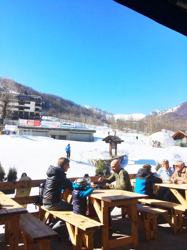 ski resort Limone