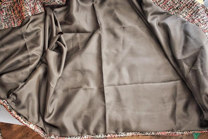 lining jacket