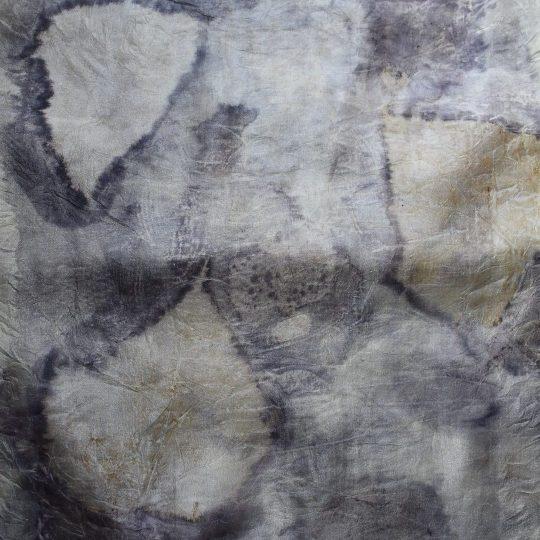 Fabric printing with Logwood