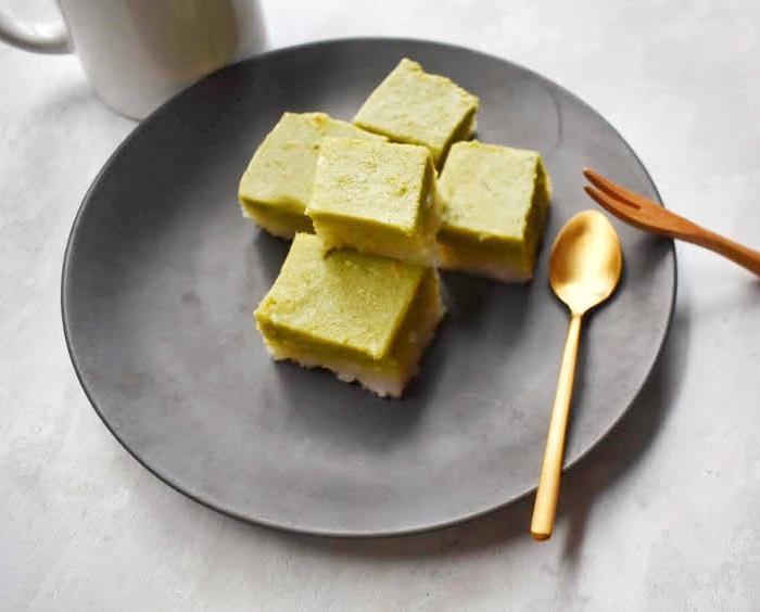 Malaysian Sri muka kuih