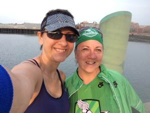 Race Report:  Shipyard Old Port Half Marathon