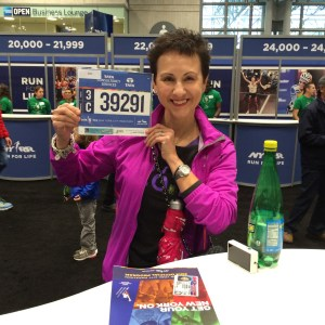 Race Report:  2014 New York City Marathon