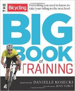 Book Review:  The Bicycling Big Book of Training