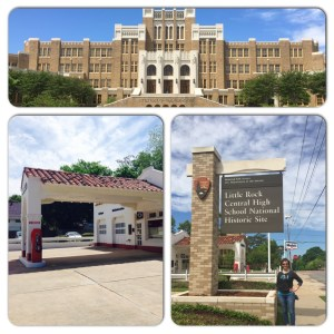 Another Mother Runner Retreat – Day 4 AND Little Rock Central High School NHS