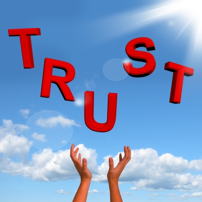 affirmations of trust