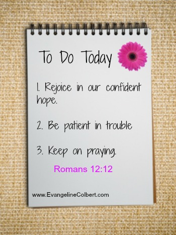 A Prayer of Confidence: Psalm 3 - Evangeline Colbert