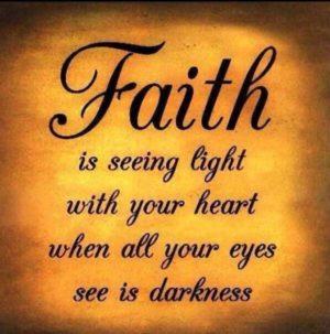 Trial of Faith