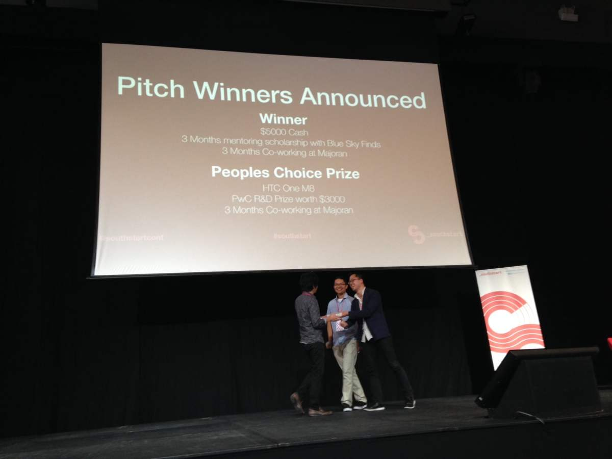 makers empire 2015 south start pitch competition winner