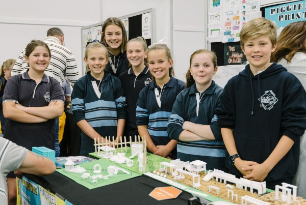 43 Primary Schools Share Their Design Thinking Learning in 3D Printing Showcase