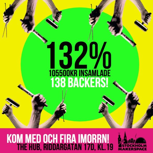 Stockholm Makerspace - TACK