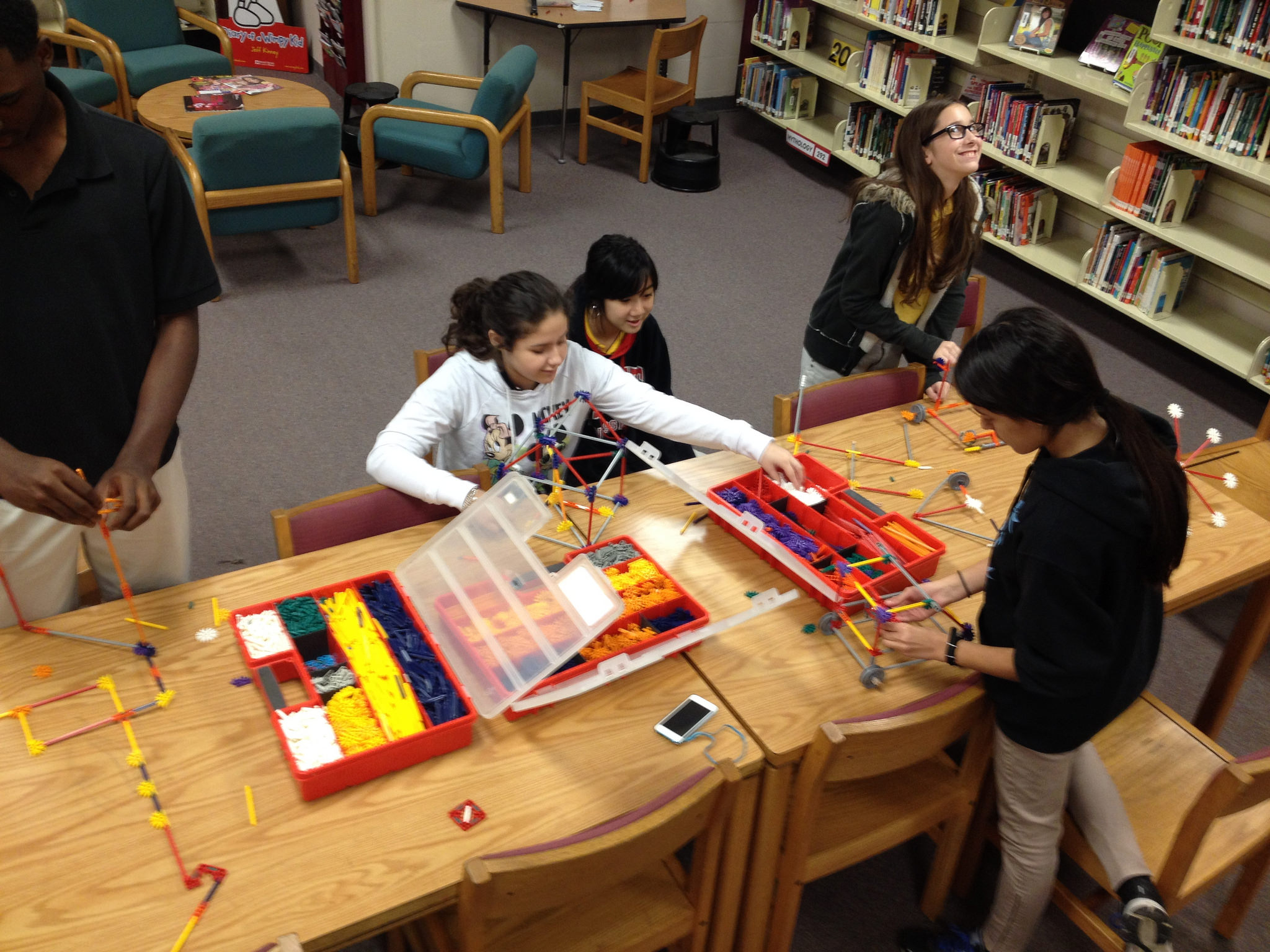 Stewart Middle School Educational Makerspace @DianaLRendina