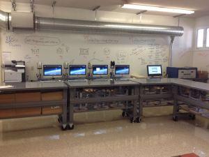 K-12 school makerspace in Honolulu, Hawaii sent in by @iolaniLSFabLab