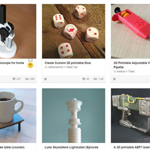 45 Websites To Download 3d Printable Models