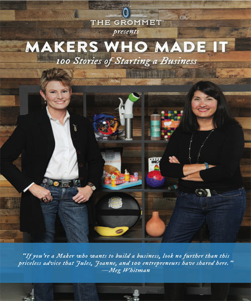 FREE EBOOK Makers Who Made It From The Grommet