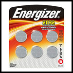 cr2032 batteries for makerspace projects
