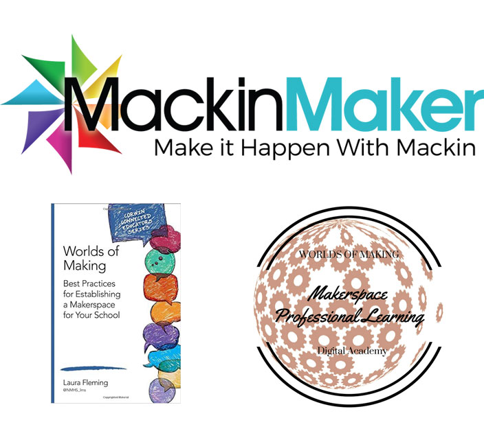 makerspace giveaway mackin maker laura fleming